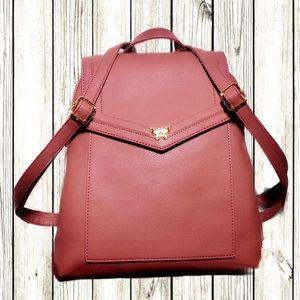 Handbags - Vegan Leather Mini Backpack
